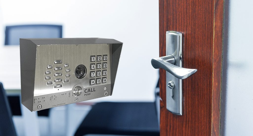 To Keep your Secure - SIP Video Outdoor Intercom System