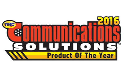 Communications Solutions Products of the Year Award