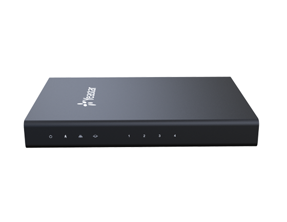 Yeastar TA410 FXO Analog Gateway | Cohesive Technologies